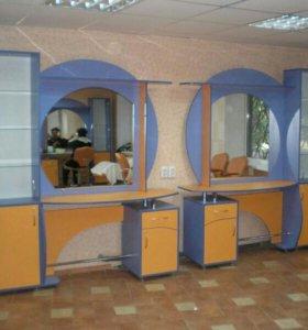 мебель для салона красоты парикмахерской