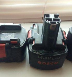 зарядное устройство на шуруповерт bosch 14,4v в