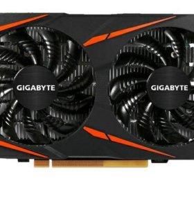 Новая видеокарта AMD Gigabyte RX460 WF OC 4096Mb