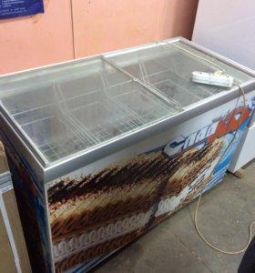 Б у морозильный ларь на 350 литров