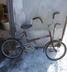 """Велосипед """"Кама""""."""