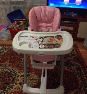 Детский стульчик для кормления Peg Perego