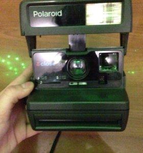 Фотоаппарат,Polaroid