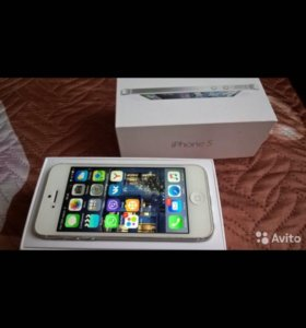 iPhone 5 16Gb White
