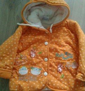 Куртка весна 74
