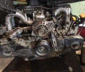 Двигатель на субару импреза