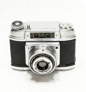 Фотоаппарат Halina 6-4