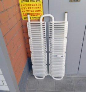 Радиатор отопления на 8 секций