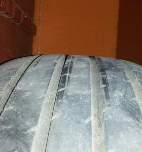 Шины Dunlop 205/60R16 Б/У, 4 шт