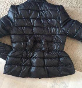 Куртка весна тёплая