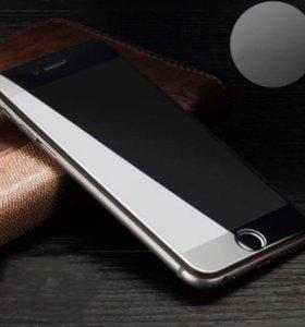 Закаленное стекло для iPhone 6 6s
