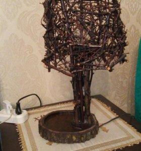 Настольная лампа, ночник