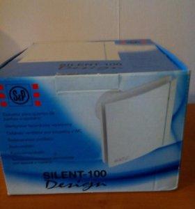 Вытяжной накладной вентилятор для ванной и туалета