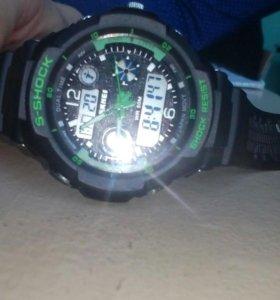 Часы,S-SHOCK
