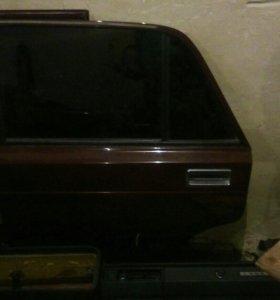 Дверь, крышка багажника 2107