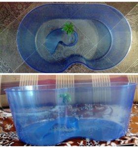 Бассейн для черепах