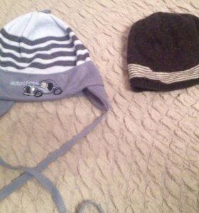 шапки все за 2