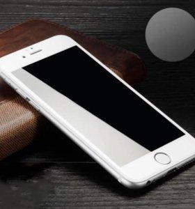 Закаленное стекло для iPhone 6 6 s