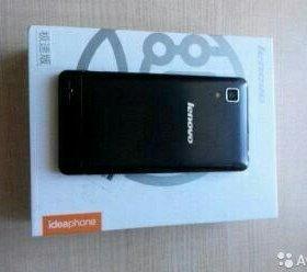 Новый Lenovo p780