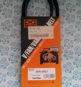 Ремень Masuma 4PK-850 99364-00850