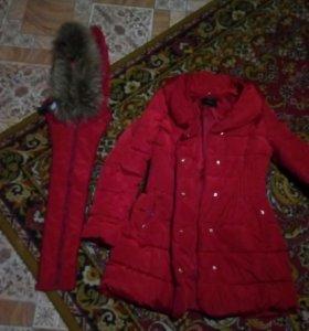 Куртка новая 46_48