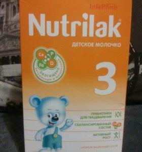 Молочная смесь, детское питание