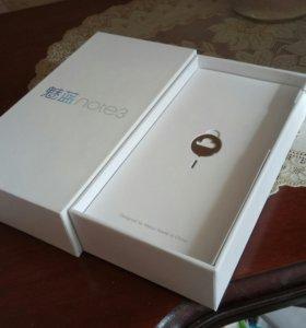 Коробка от Meizu M3 note