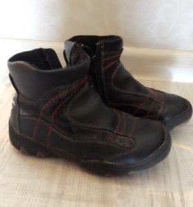 Ботинки Бамбини кожа