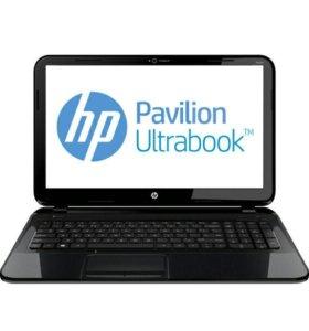 Мощный ультрабук HP i3 SSD GeForce GT 630M