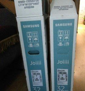 Коробки от телевизора samsung.