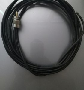 Провод от антенны 4,9 м.