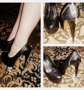 Туфли (каблук 12 смс)