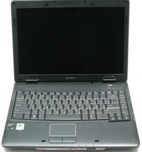 Ноутбук Emachines D620.