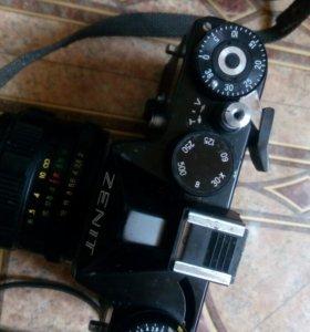 Продам фотоапарат зенит