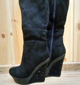 Обувь (женские сапоги)