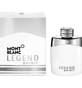 Legend SpiritMontblanc 100мл.