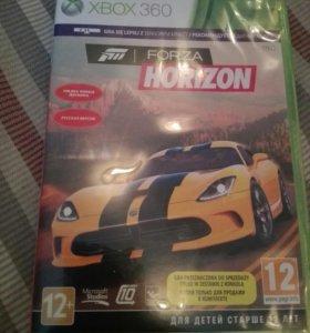 Игра на xbox 360 Forza HORIZON