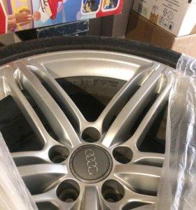 Диски литые R20 Audi Q5