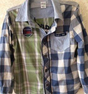 Рубашка р.92