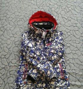 Куртка горнолыжная 42размер