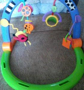 Подставка с игрушками