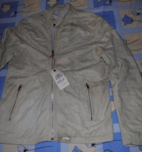 Кожаная куртка replay