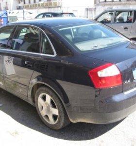 Audi A4 8E sed WAUZZZ8EZ1A034850 2001