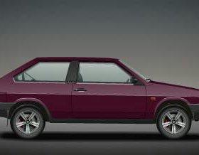 Автомобиль ВАЗ- 21083