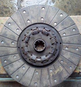Диск сцепления ГАЗ 53-3307