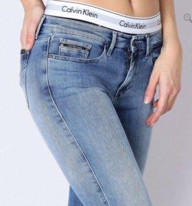 Новые джинсы Calvin Klein Оригинал с биркой