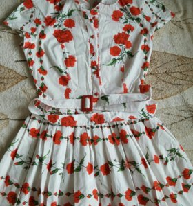 Сарафан,платье новое.