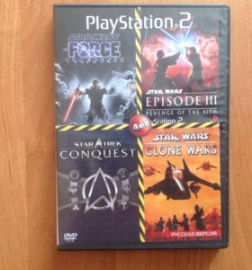 Episode 3,force ( PS 2 )