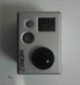 Экшн камера Go pro hero 2