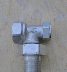 Ручной запорный клапан RLV-15